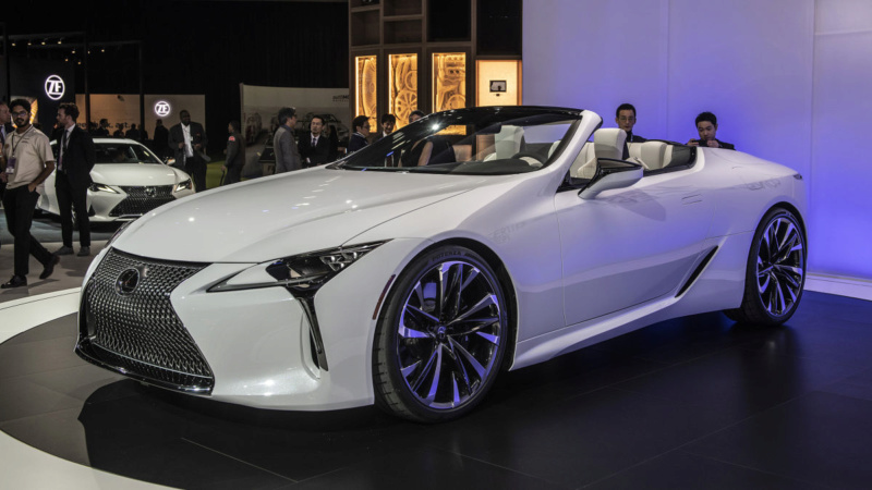 2016 - [Lexus] LC 500 - Page 6 03ed6c10