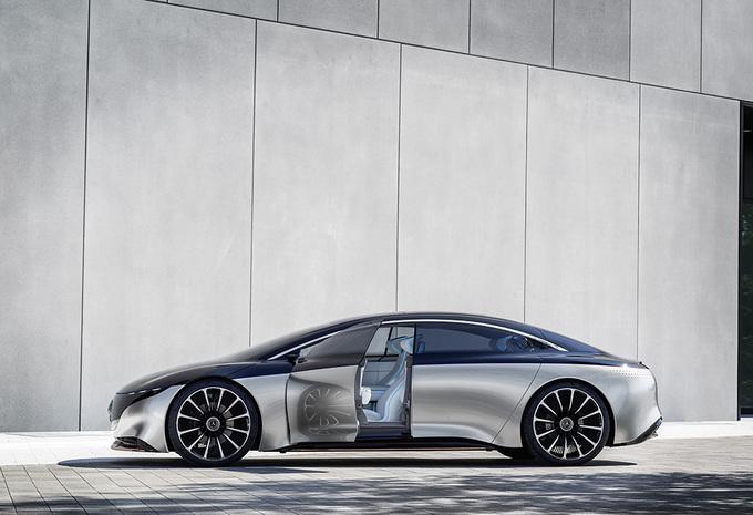 2019 - [Mercedes-Benz] EQS Concept  - Page 2 03f51d10