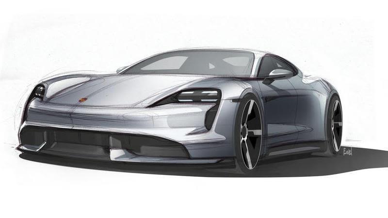 2019 - [Porsche] Taycan [J1] - Page 4 03f63110