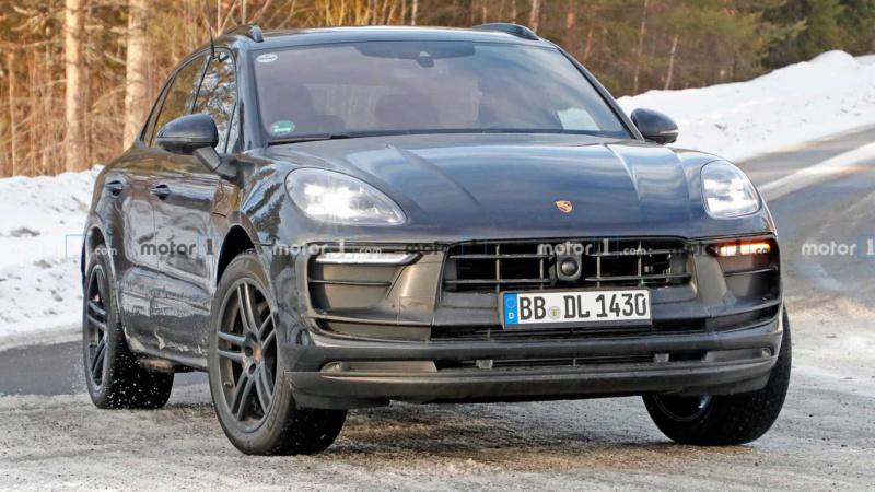 2022 - [Porsche] Macan 0429bc10