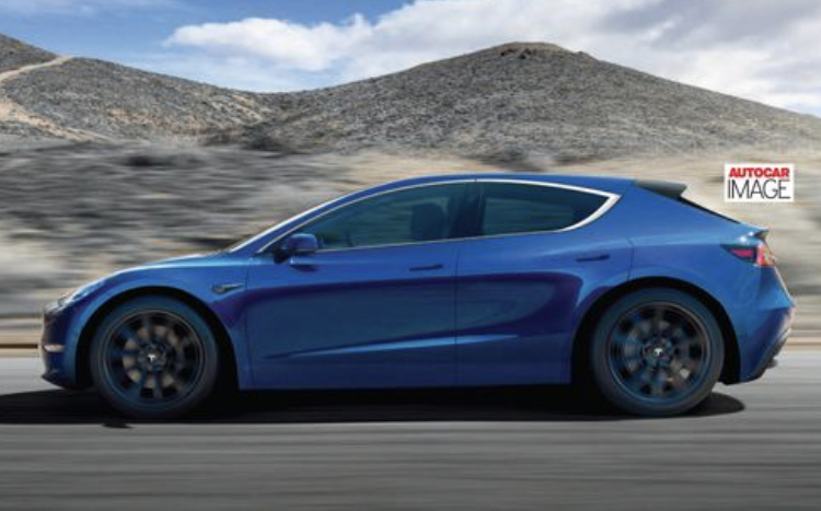 2022 - [Tesla] Citadine 049a4710