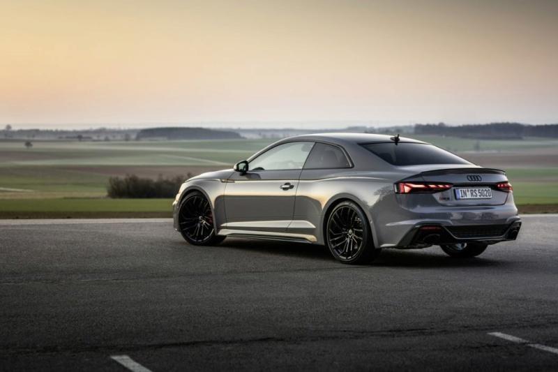 2020 - [Audi] A5 Coupé/Cab/SB restylée 04befc10