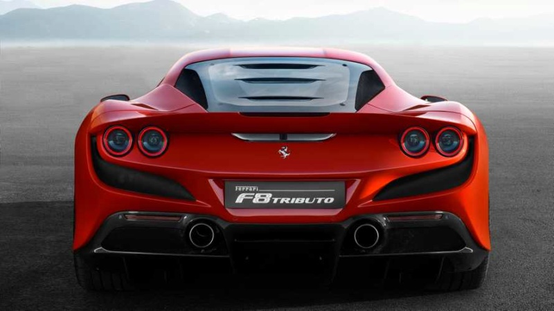 2019 - [Ferrari] F8 Tributo 04c2d910