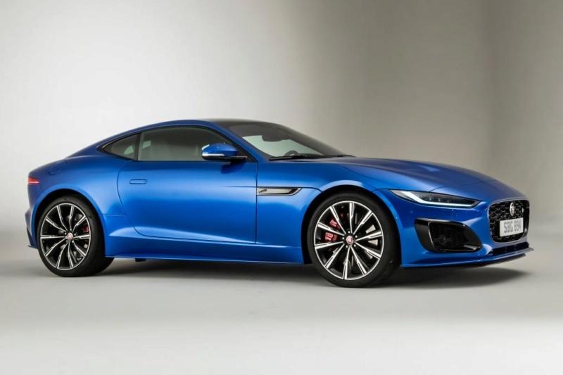 2021 - [Jaguar] F-Type restylée - Page 3 04d56c10