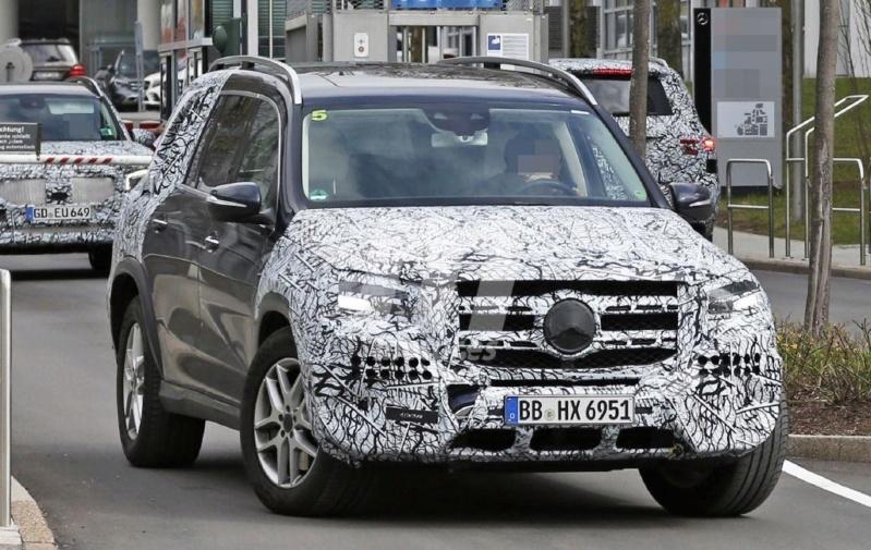 2018 - [Mercedes] GLS II - Page 5 0500df10
