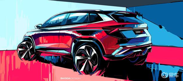2019 - [Skoda] Vision GT Concept  0513c110