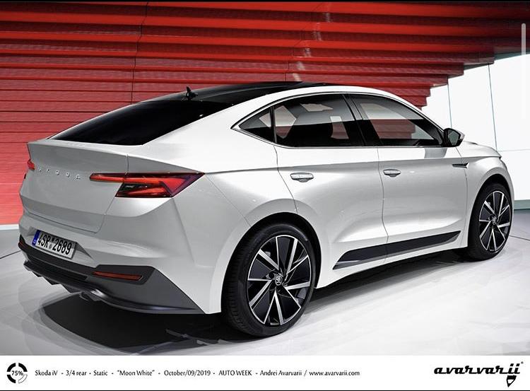 2021 - [Skoda] SUV EV 05174510