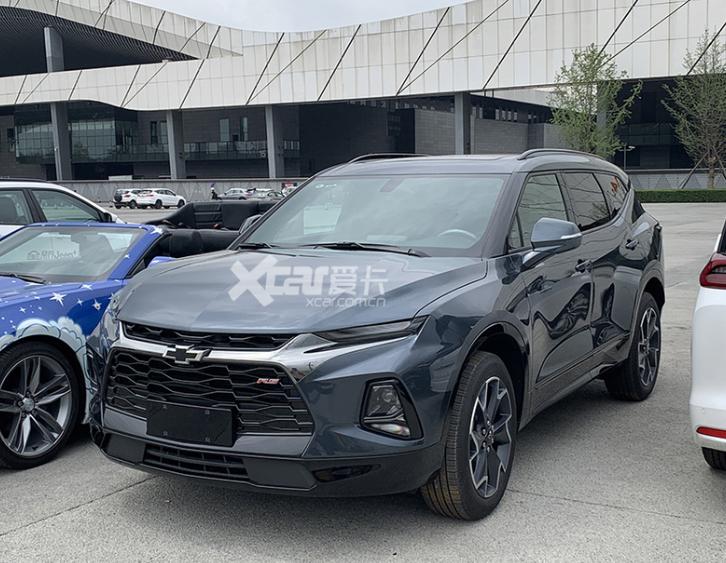 2018 - [Chevrolet] Blazer - Page 2 05218710