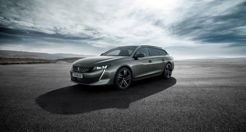 2018 - [Peugeot] 508 II SW - Page 13 052a2410