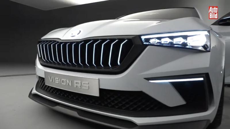 2018 - [Skoda] Vision RS 053ee510