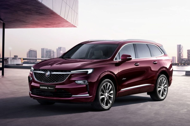 2017 - [Buick] Enclave II - Page 2 05843710