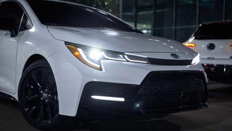 2018 - [Toyota] Corolla Sedan - Page 2 0599c510
