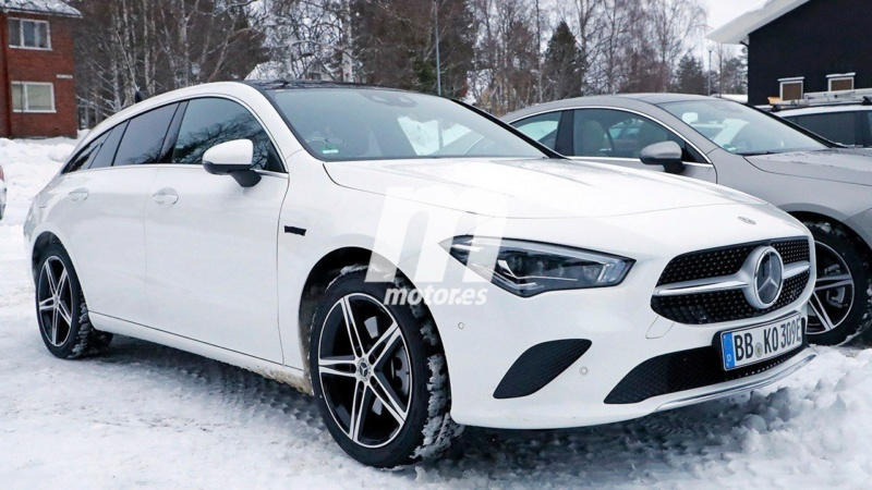 2019 - [Mercedes-Benz] CLA Shooting Brake II 05a11410