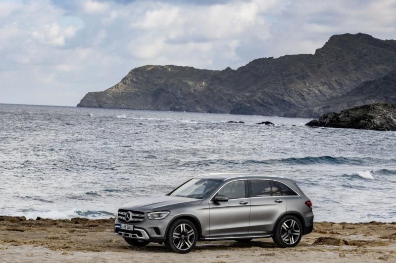 2018 - [Mercedes-Benz] GLC/GLC Coupé restylés - Page 3 05a21510