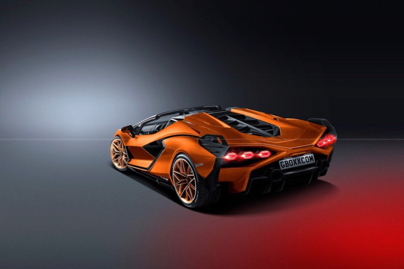 2019 - [Lamborghini] Sian - Page 2 05c30b10