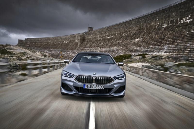 2019 - [BMW] Série 8 Gran Coupé [G16] - Page 5 05cc8110