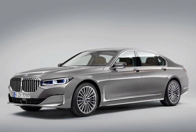 2019 - [BMW] Série 7 restylée  - Page 10 05ddc510