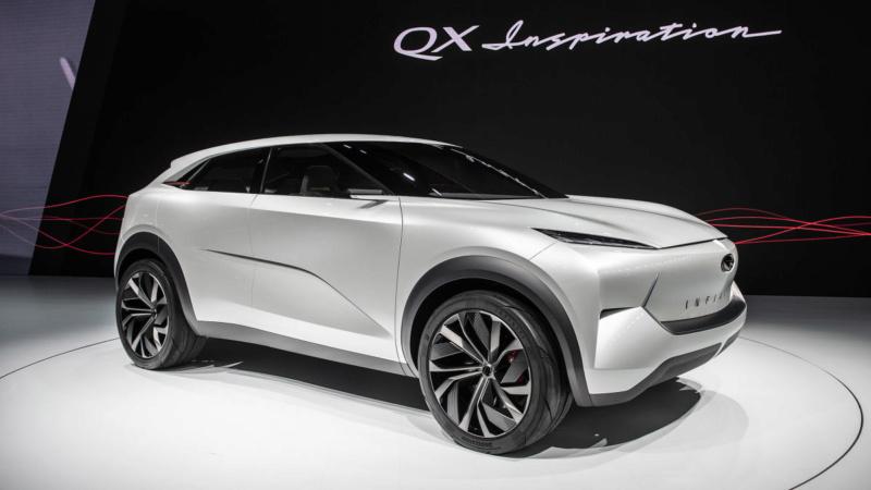 2019 - [Infiniti] QX Inspiration Concept 05df8d10