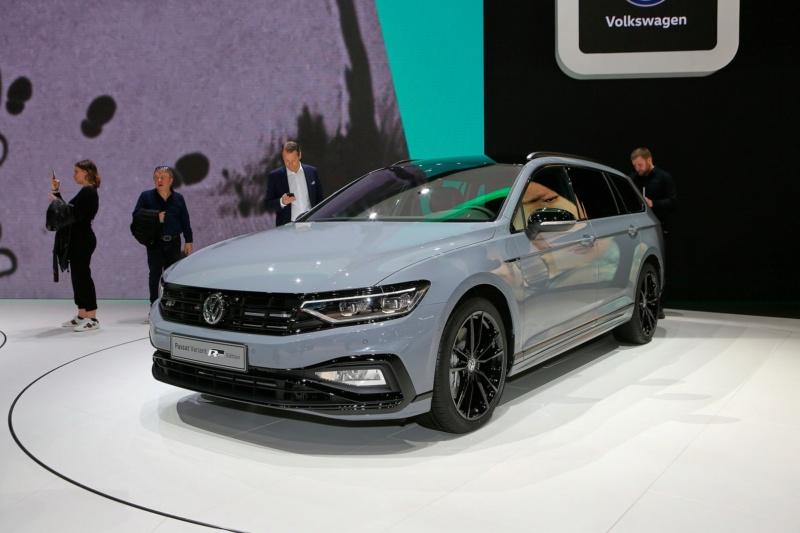 2019 - [Volkswagen] Passat restylée - Page 5 06048410