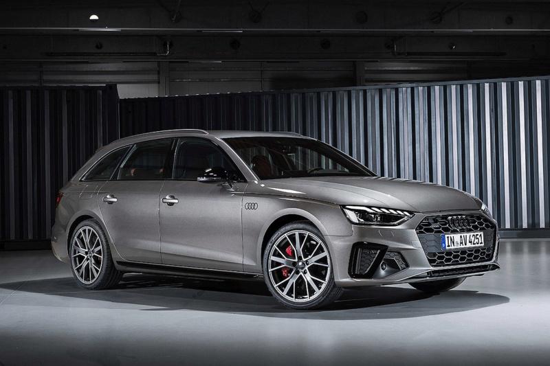 2018 - [Audi] A4 restylée  - Page 5 060ef310
