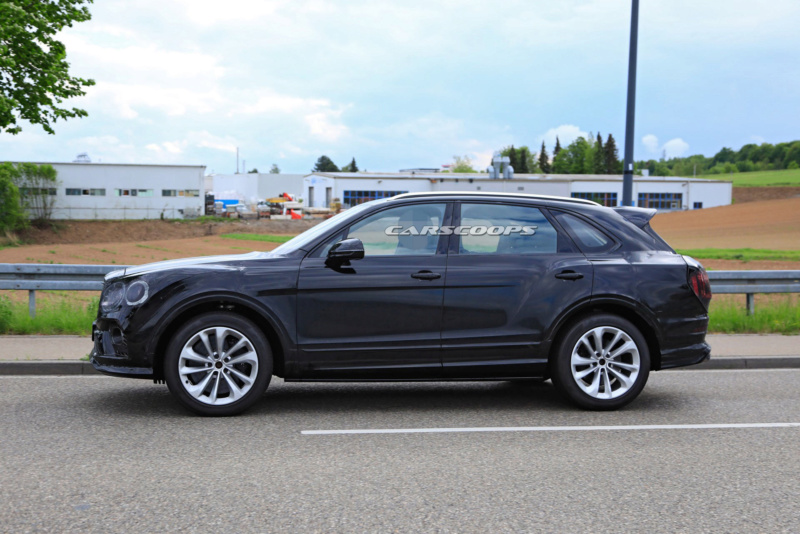 2015 - [Bentley] Bentayga - Page 12 061adc10