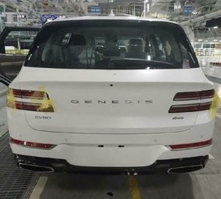 2019 - [Genesis] SUV GV80 - Page 3 06305f10
