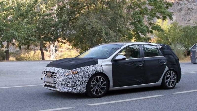 2020 - [Hyundai] I30 III 5p/SW/Fastback Facelift 06477910