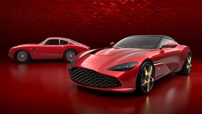2019 - [Aston Martin] DBS Superleggera - Page 3 06489d10
