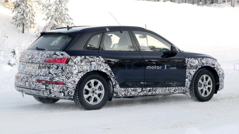 2020 - [Audi] Q5 II restylé 06517810