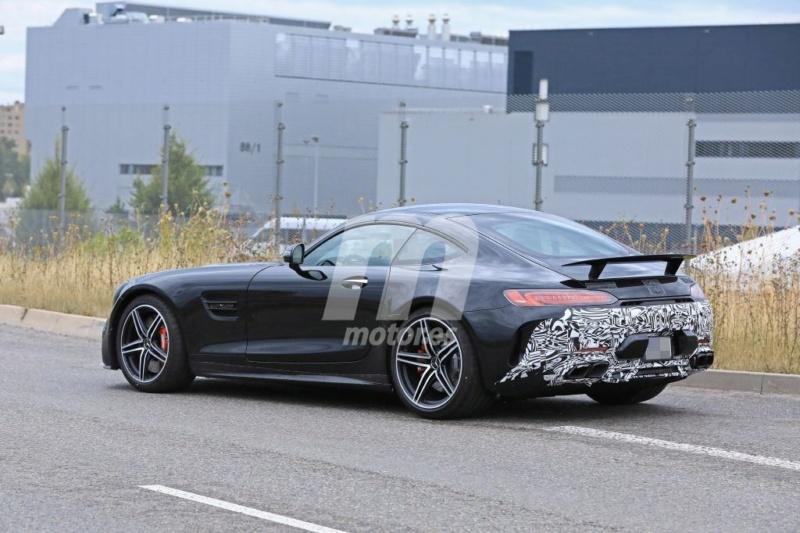 2014 - [Mercedes-AMG] GT [C190] - Page 30 06635b10