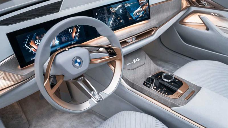 2020 - [BMW] Concept I4 068b2110