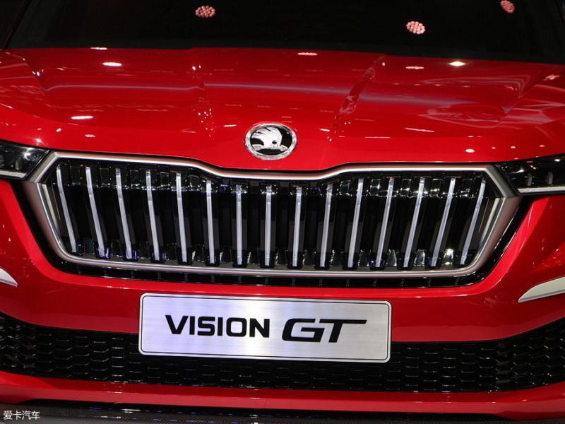 2019 - [Skoda] Vision GT Concept  06b5ff10
