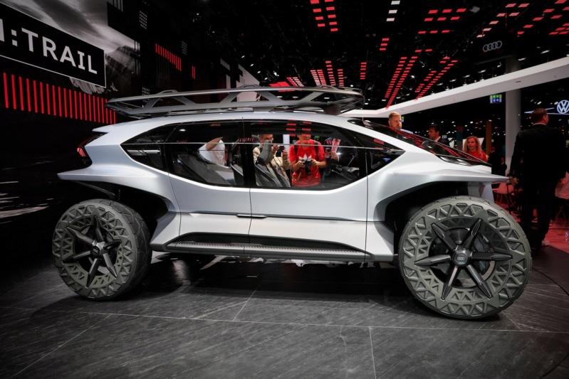 2019 - [Audi] AI:me E-Tron / AI:Trail Quattro - Page 2 06d37e10