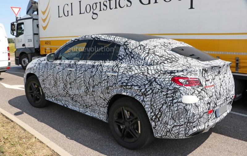 2019 - [Mercedes-Benz] GLE Coupé  06d3c810
