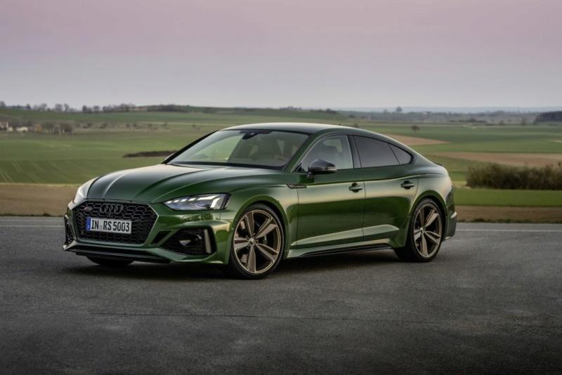 2020 - [Audi] A5 Coupé/Cab/SB restylée 07332a10