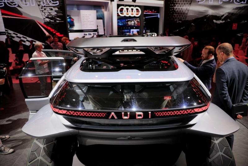 2019 - [Audi] AI:me E-Tron / AI:Trail Quattro - Page 2 07349110