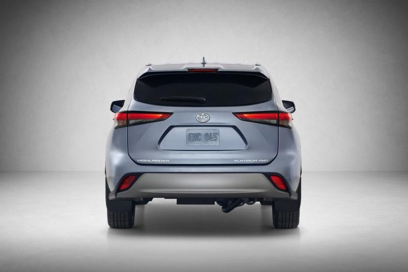 2020 - [Toyota] Highlander 07354d10