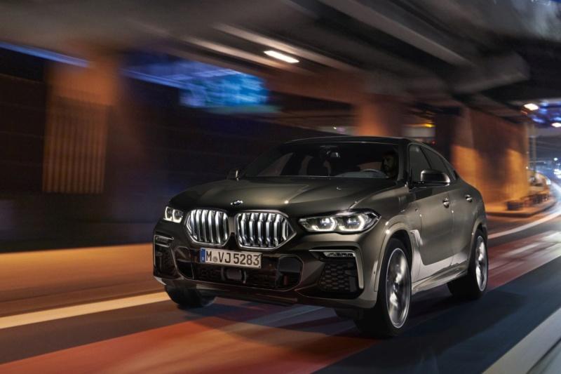 2019 - [BMW] X6 III (G06) - Page 7 07412a10