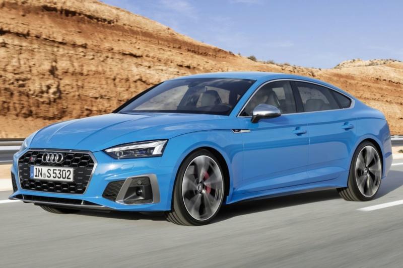 2020 - [Audi] A5 Coupé/Cab/SB restylée 0755c010