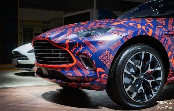 2019 - [Aston Martin] DBX - Page 4 076c8c10