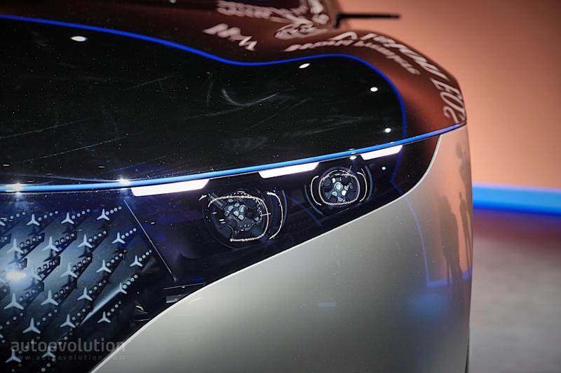 2019 - [Mercedes-Benz] EQS Concept  - Page 2 077f6310