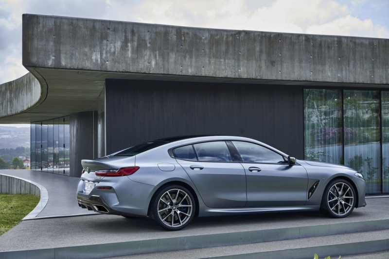 2019 - [BMW] Série 8 Gran Coupé [G16] - Page 5 07841310