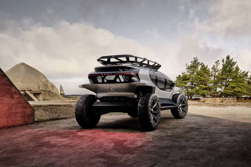2019 - [Audi] AI:me E-Tron / AI:Trail Quattro - Page 2 07b18e10