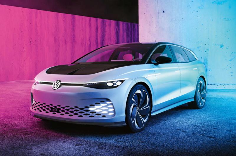2019 - [Volkswagen] ID Space Vizzion 08154510
