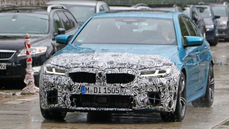 2020 - [BMW] Série 5 restylée [G30] - Page 2 081ba610