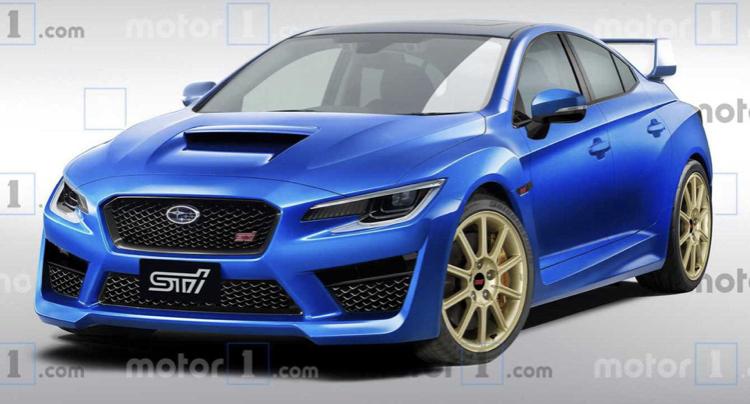 2022 - [Subaru] WRX / WRX STi 08491010