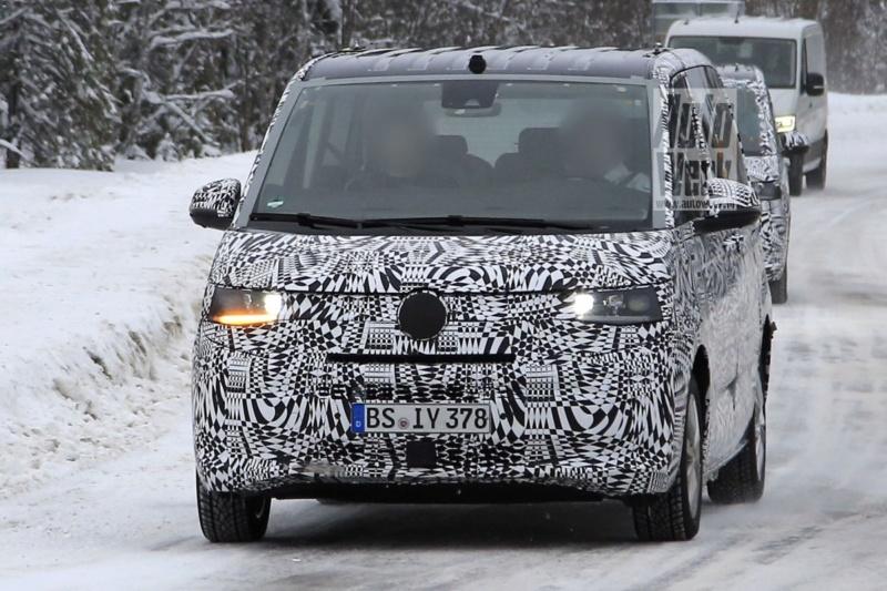 2021 - [Volkswagen] Transporter [T7] 084a3f10