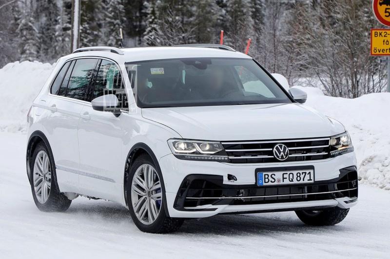 2020 - [Volkswagen] Tiguan II restylé  - Page 2 087ec510