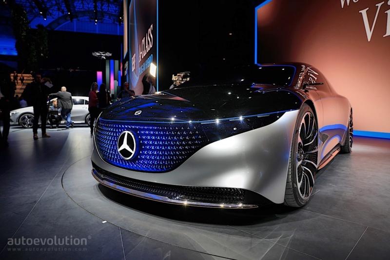 2019 - [Mercedes-Benz] EQS Concept  - Page 2 08807b10