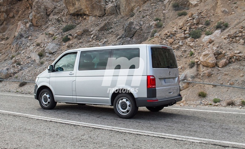 2020 - [Volkswagen] Transporter T6 restylé 08dbe910